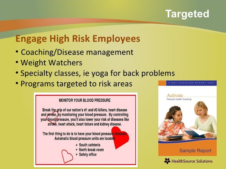 best example of disease management programs