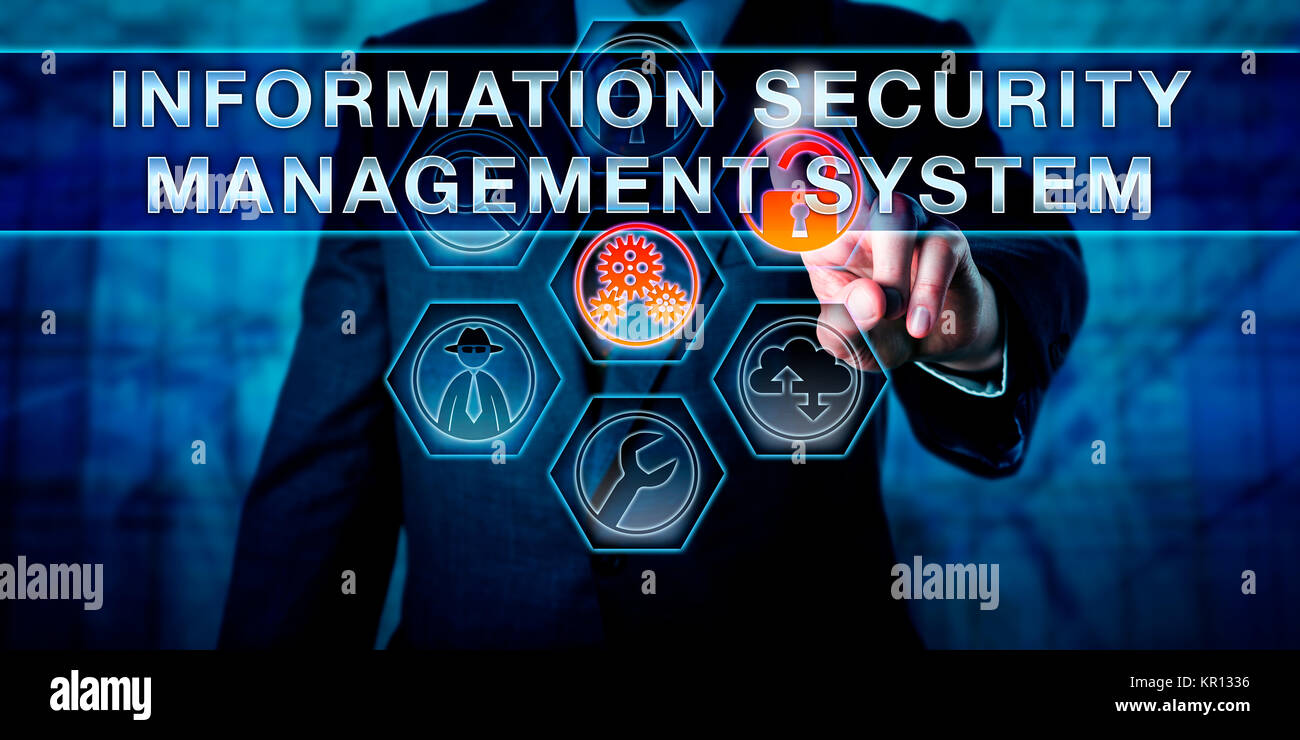 information security management system example