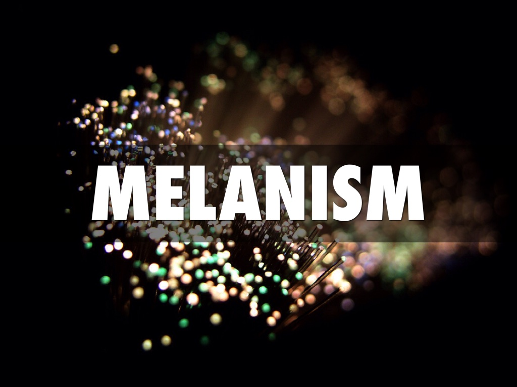 industrial melanism is an example of