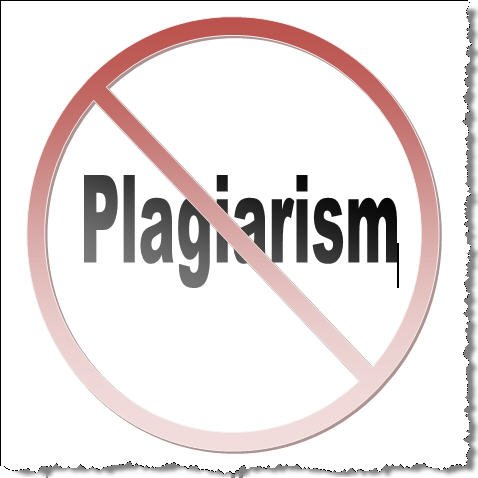 which of the following is an example of plagiarism