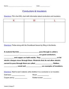 what is an example of an insulator