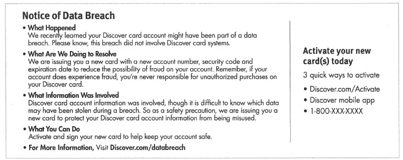 notice to remedy breach example