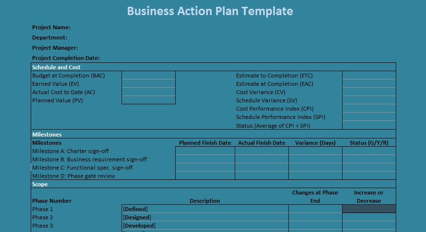 project time management plan example