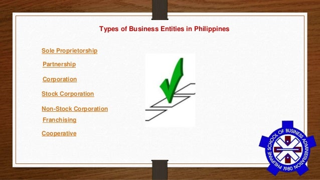 example of partnership business in the philippines