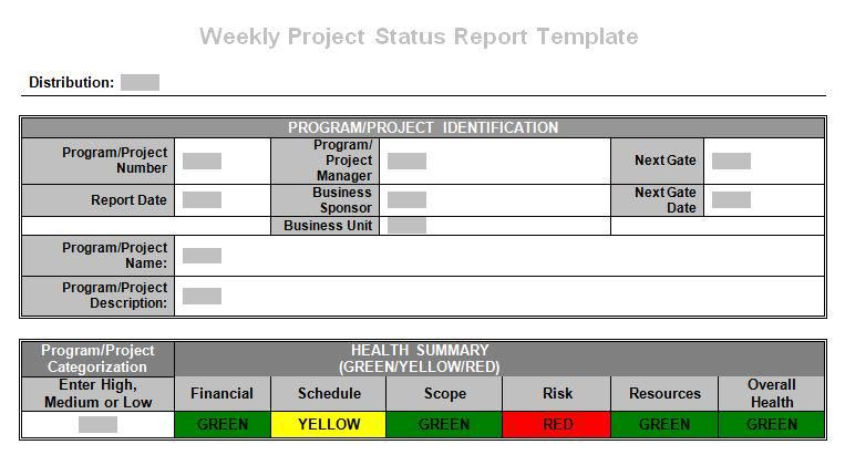 project management plan executive summary example