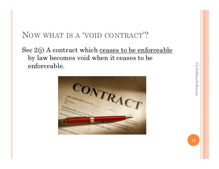 example of void and voidable contract