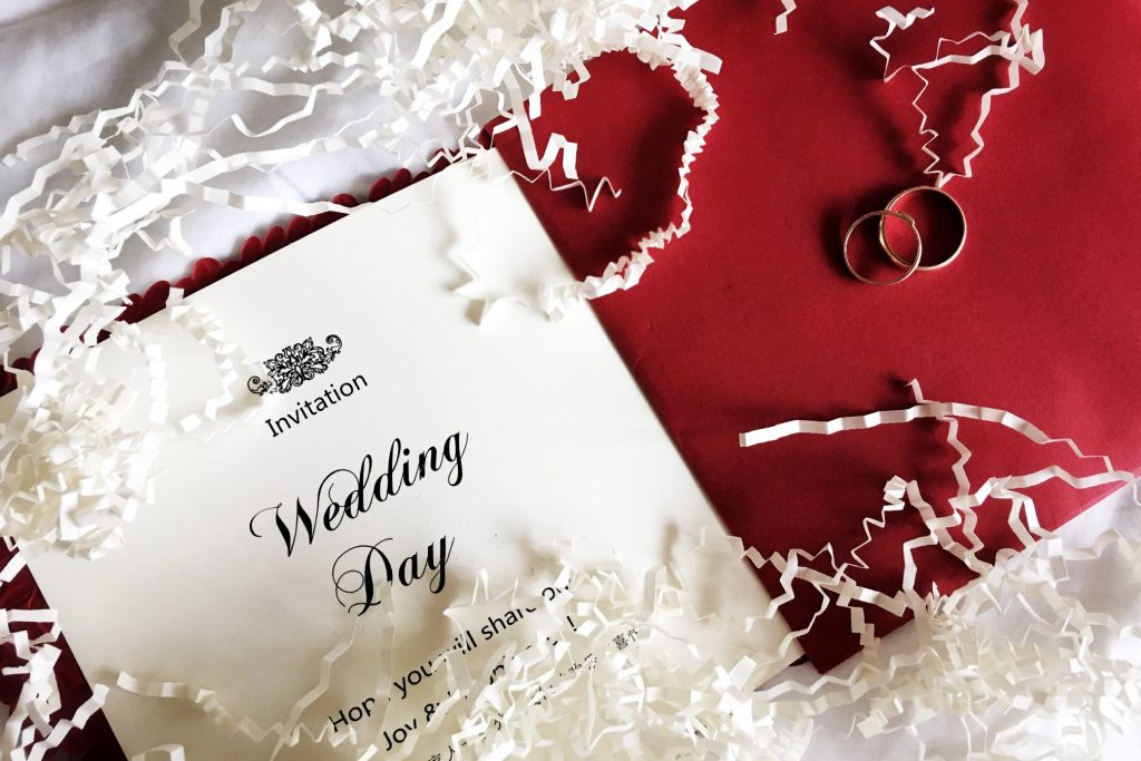 how to decline a wedding invitation example
