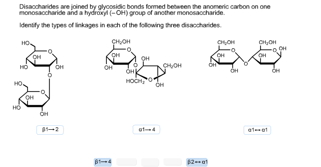 which one of the following is an example of monosaccharide