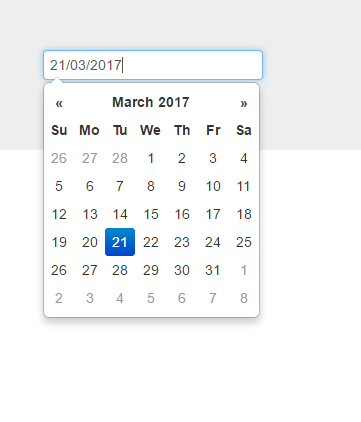 bootstrap timepicker example in asp.net