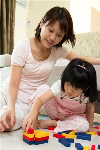 example of praising a child