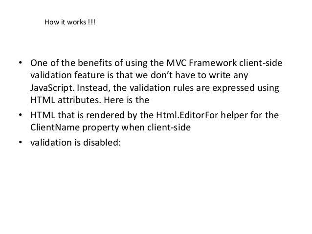 html form validation using javascript example