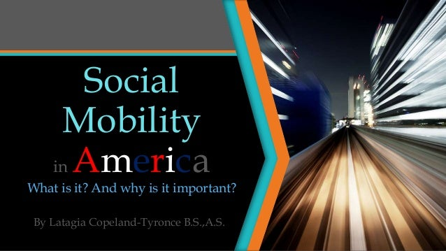 an example of horizontal social mobility is a n