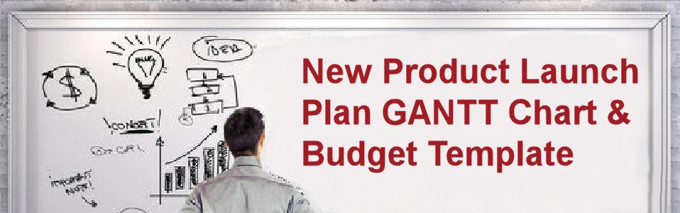 gantt chart example new product