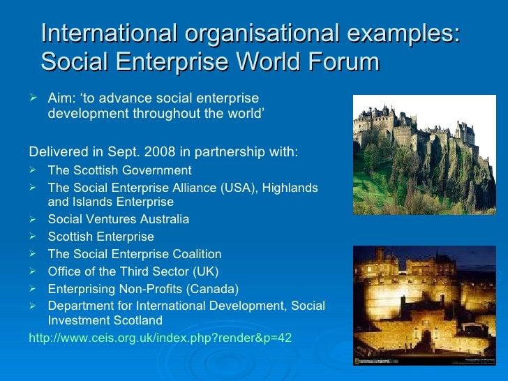 social enterprise example in australia