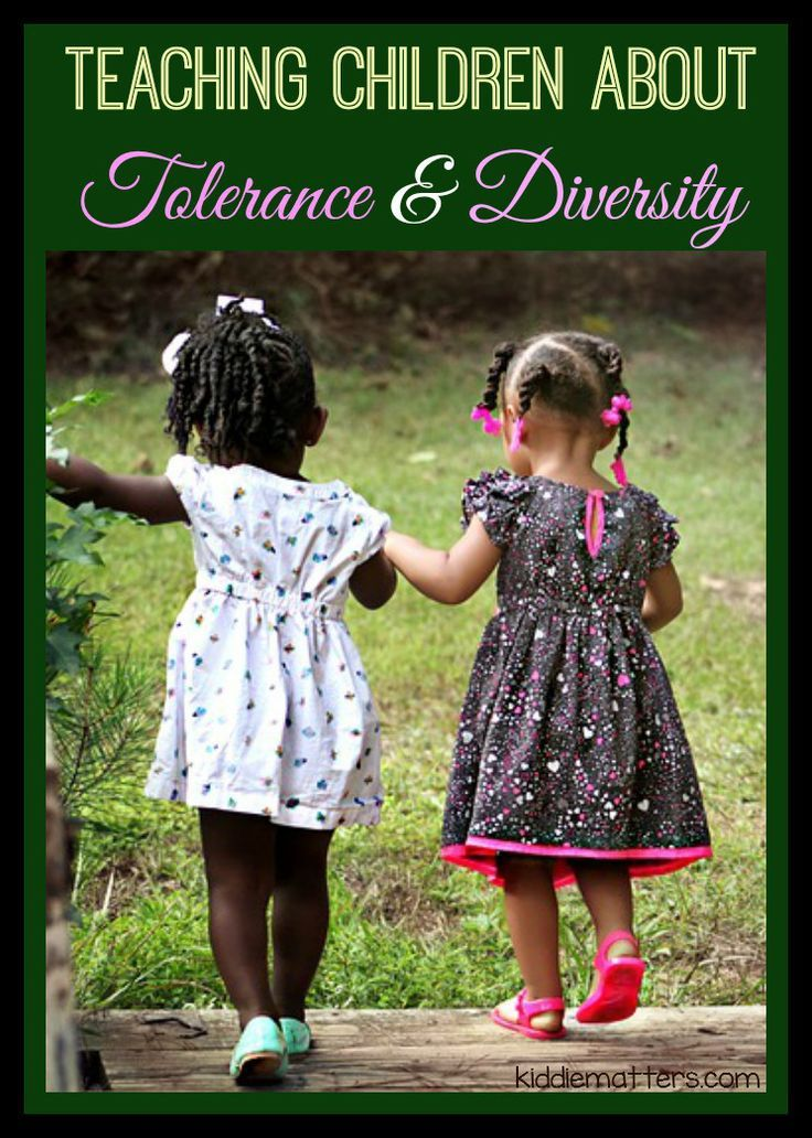 example of respect for diversity in childcare