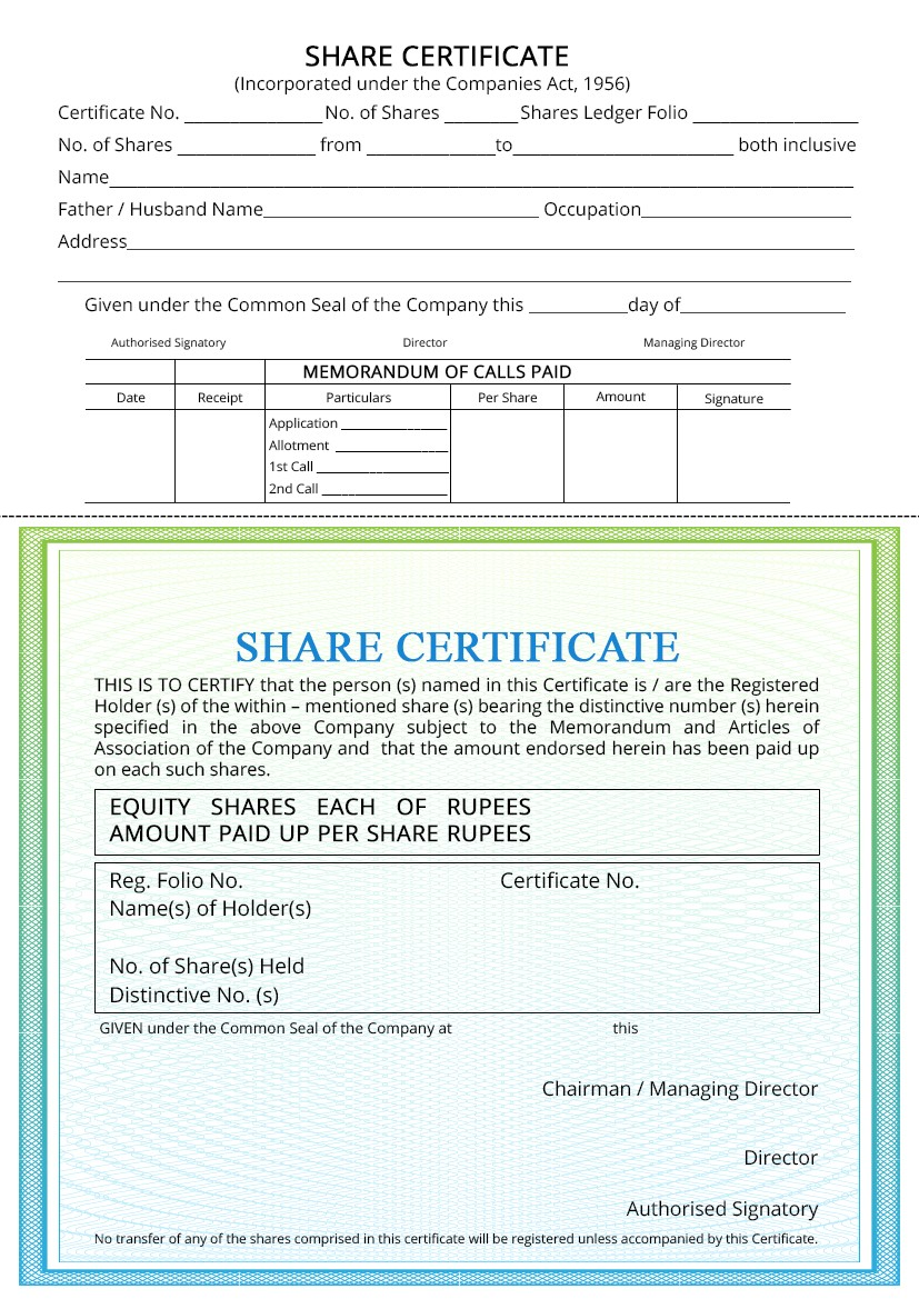 face amount certificate company example